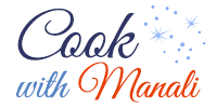 Cook with Manali Logo