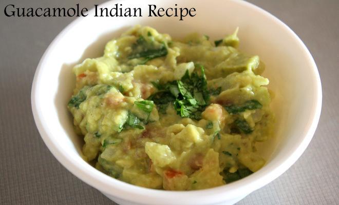 Guacamole-Recipe-Indian
