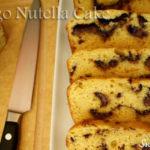 Mango-Nutella Cake
