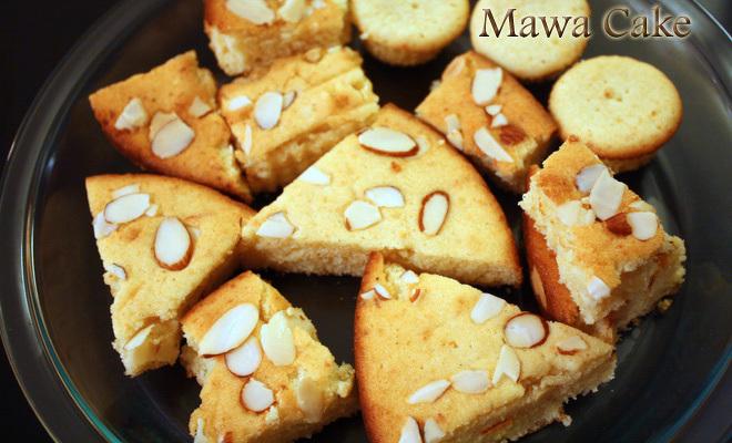 Mawa Cake Recipe | Indian Mawa Cake - Cook With Manali
