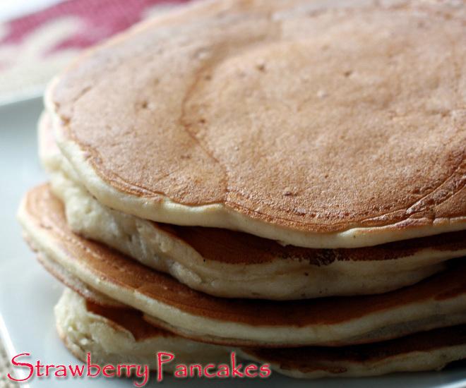 Strawberry-Pancakes-Recipe
