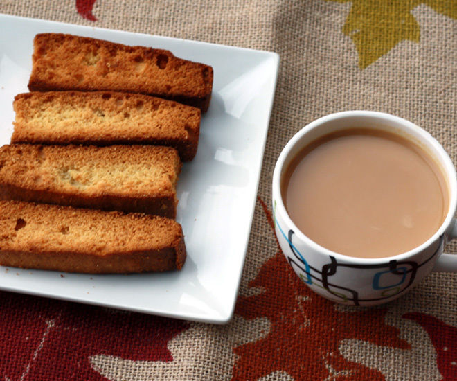 Best recipe of cake rusk