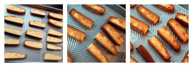 Indian Cake Rusk Recipe Step 4
