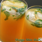 Mango-Mint-Mocktail
