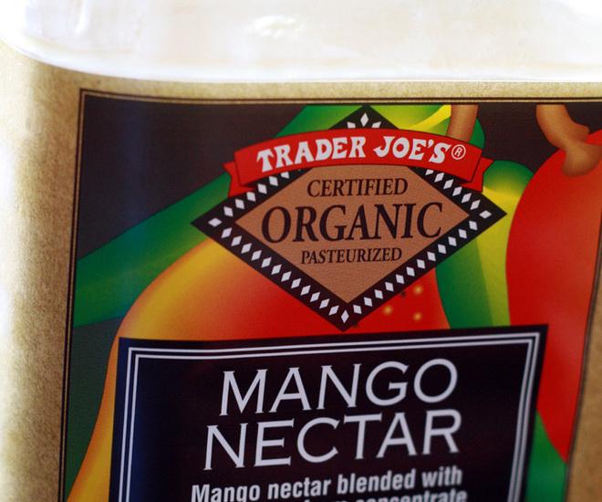 Mango-Nectar