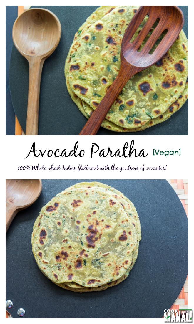 Avocado-Paratha-Collage