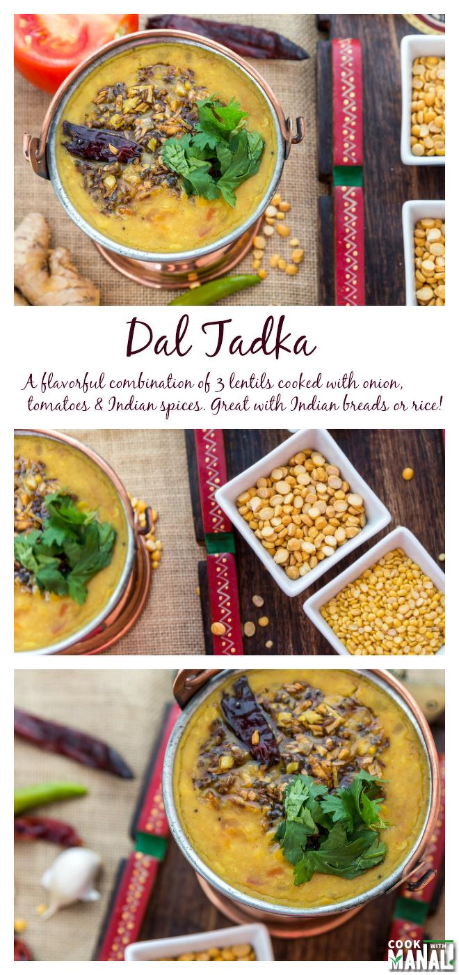 Dal Tadka Collage