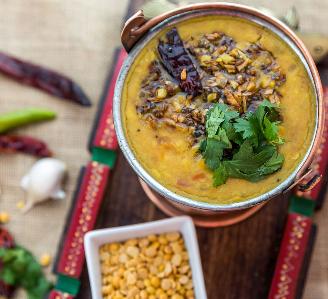 Dal Tadka - Cook With Manali