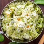 Indian Cabbage Poriyal