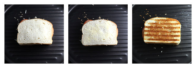 Onion Tomato Grilled Cheese Sandwich Recipe-Step-3