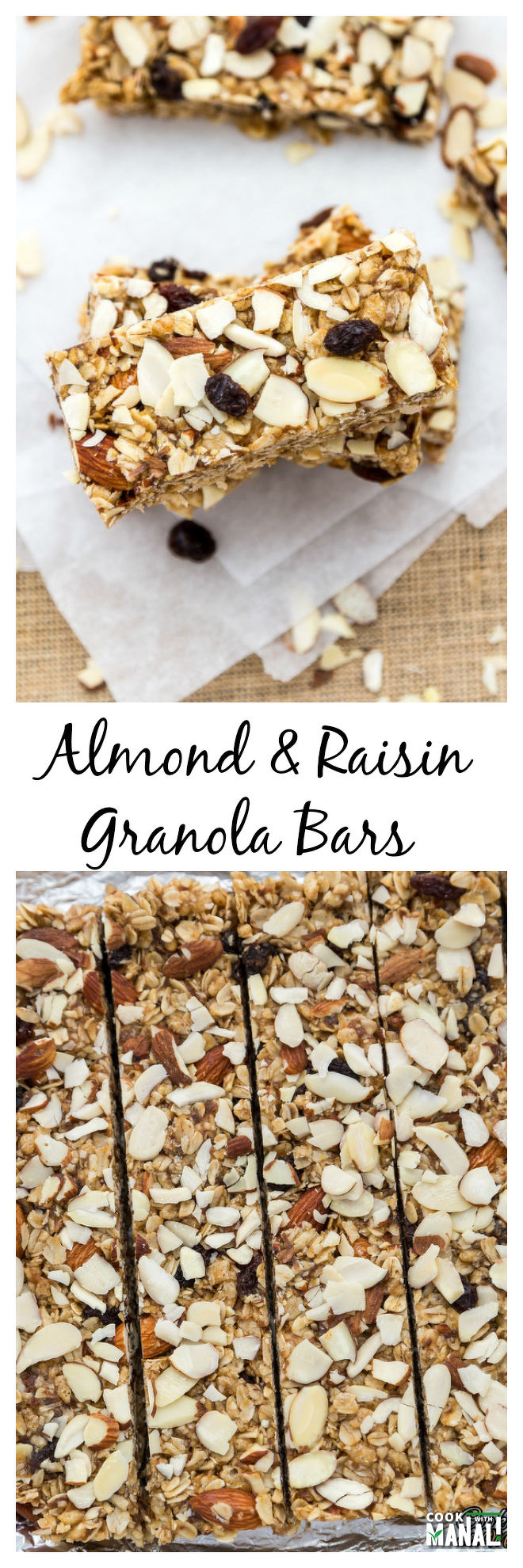 Almond-Raisin-Granola-Bars-Collage
