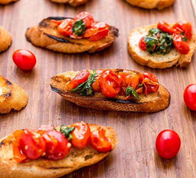 Bruschetta Recipe