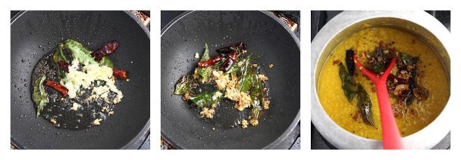 Moong Dal Tadka Recipe-Step-2