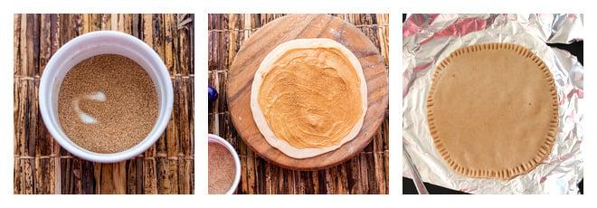 Peanut Butter Paratha-Recipe-Step-3