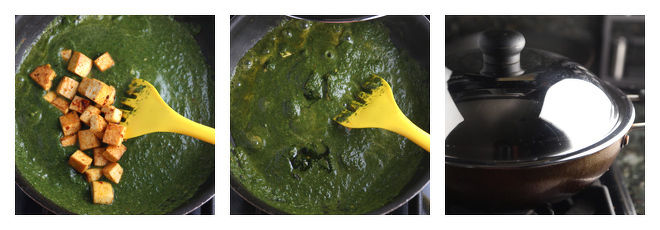 Tofu Palak-Recipe-Step-5