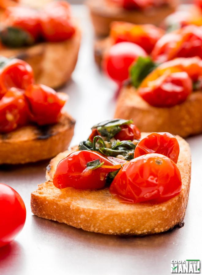 Tomato-Bruschetta Recipe