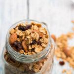 Almond Maple Granola