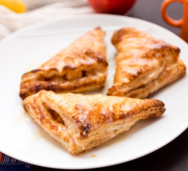 Apple Turnover Puff Pastry