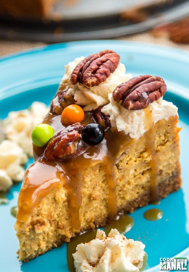 Best Pumpkin Cheesecake