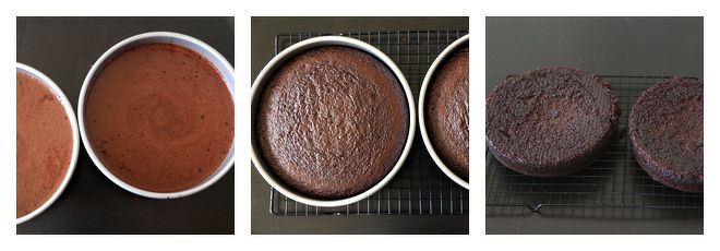 Chocolate Cake-Recipe-Step-3