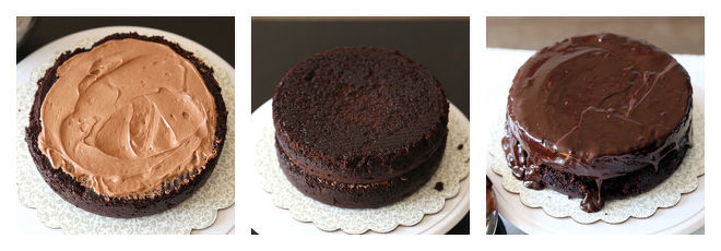 Chocolate Cake-Recipe-Step-7