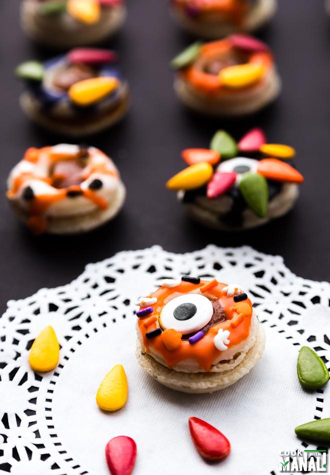 French Donut Macaron