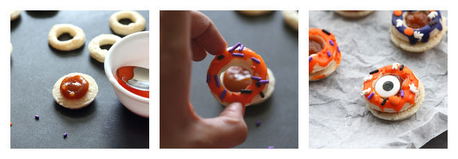 Halloween Donut Macarons-Recipe-Step-5