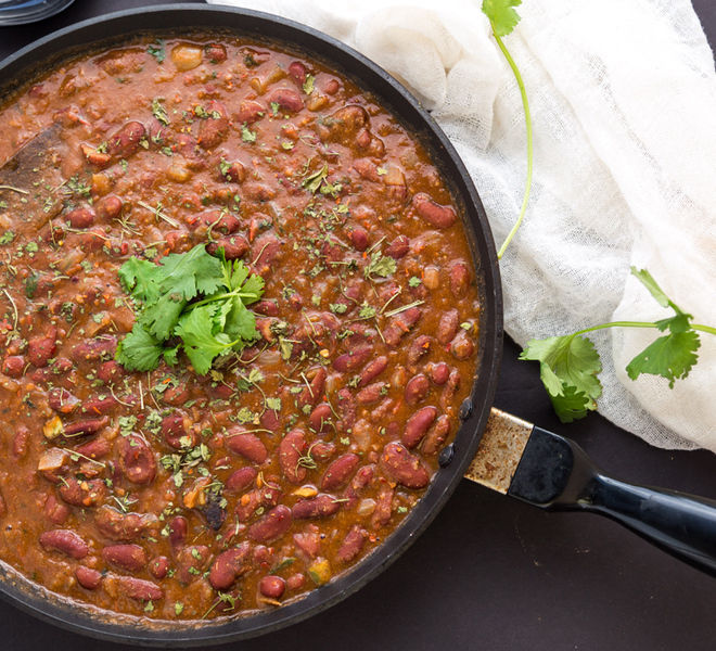 Indian Rajma Masala
