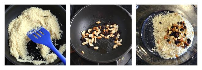 Sooji Ladoo Recipe-Step-1