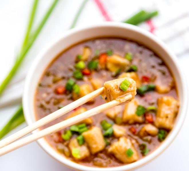Baby Manchurian Gravy Recipe