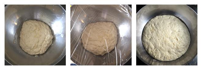 Butter Naan Recipe-Step-3
