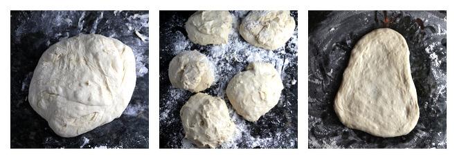 Butter Naan Recipe-Step-4
