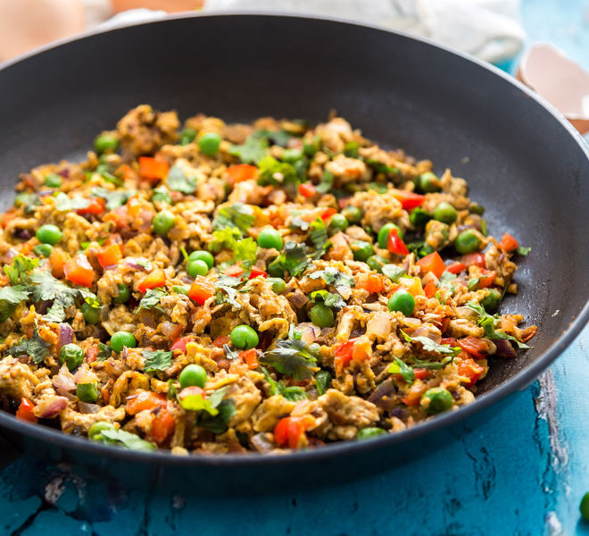 spicy egg scramble spicy anda bhurji indian spicy anda bhurji spiced ...