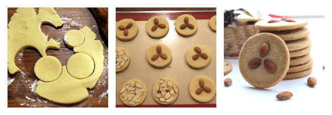 Indian Almond Cookies-Recipe-Step-3