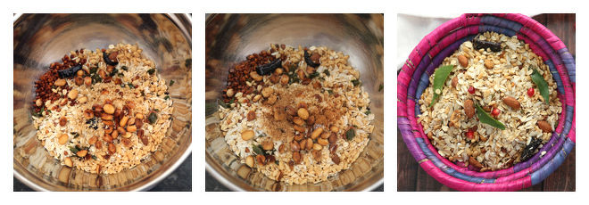 Oats Chivda-Recipe-Step-4