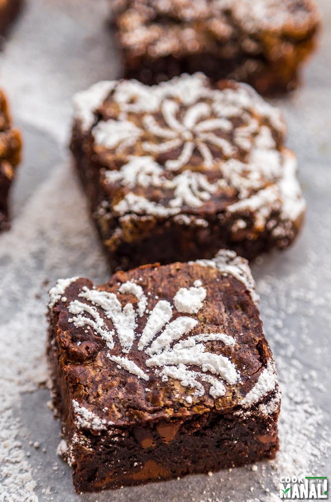 Pecan Caramel Brownies
