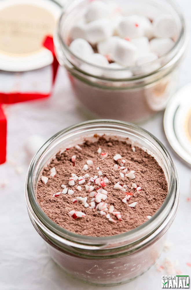 Peppermint Hot Cocoa Mix Recipe