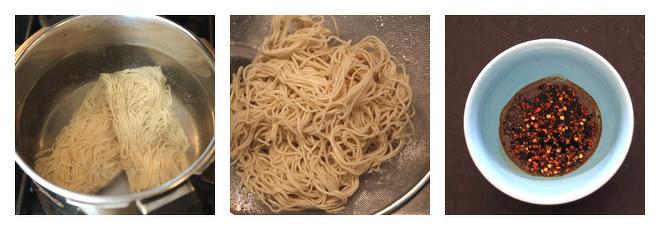 Vegetable Hakka Noodles-Recipe-Step-1