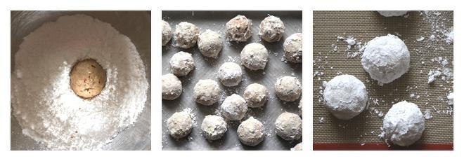 Brown Butter Snowball Cookies-Recipe-Step-5