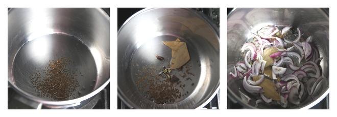 Peas Pulao Recipe-Step-1