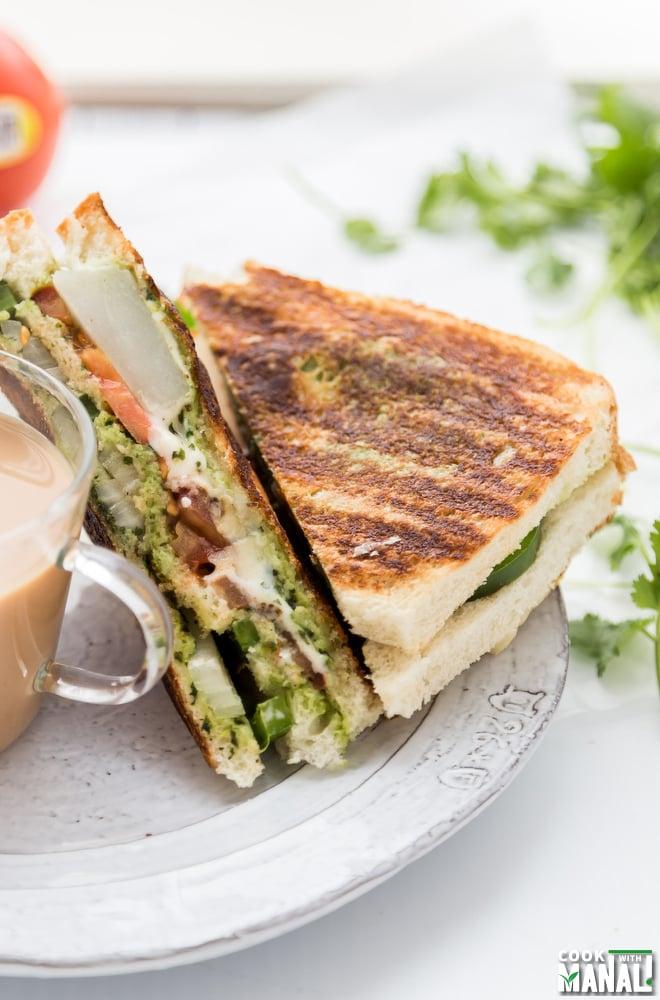 Bombay Sandwich Recipe