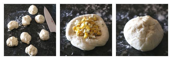Garlic Herb Bread Rolls-Recipe-Step-5