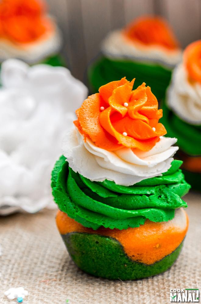 Indian Cupcakes