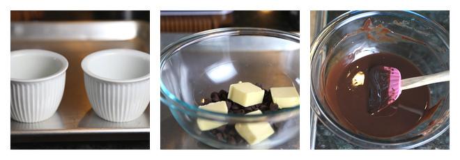 Molten Lava Cake Recipe-Step-1