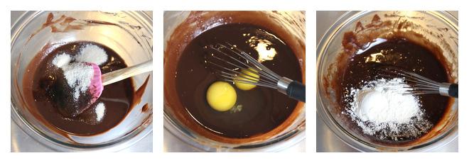 Molten Lava Cake Recipe-Step-2
