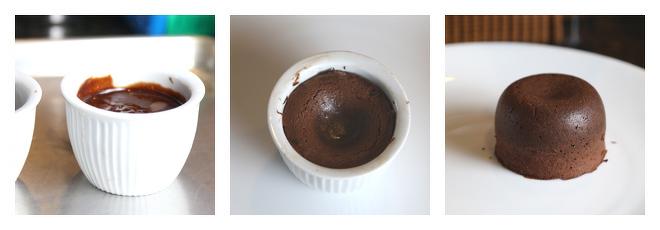 Molten Lava Cake Recipe-Step-3