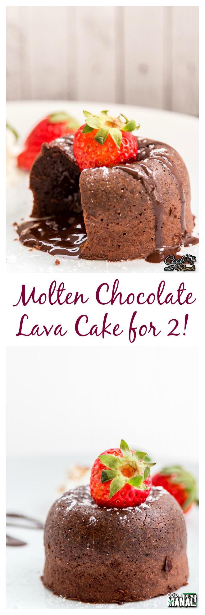 Molten-Lava-Cake-for-2-Collage