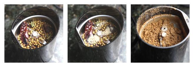 Gobi Matar Masala Recipe-Step-2
