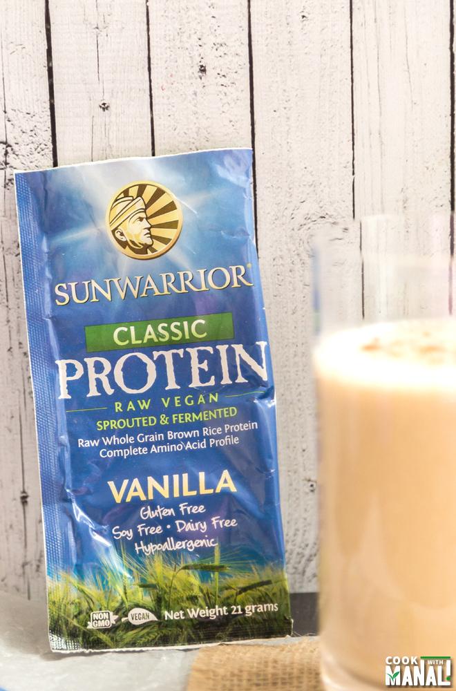 Whole grain rice protein