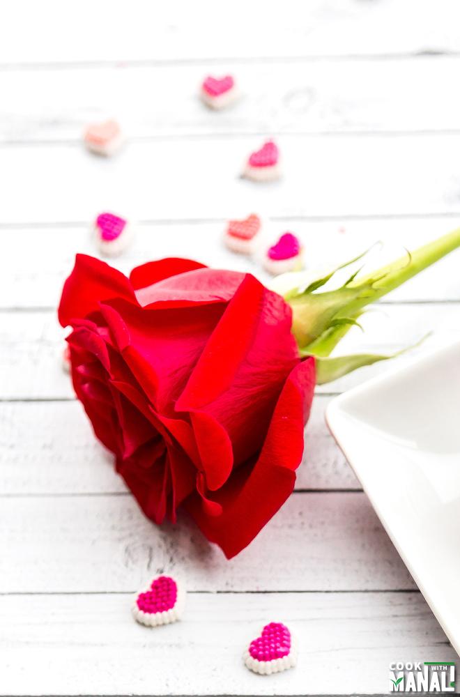 Valentines Day Dessert